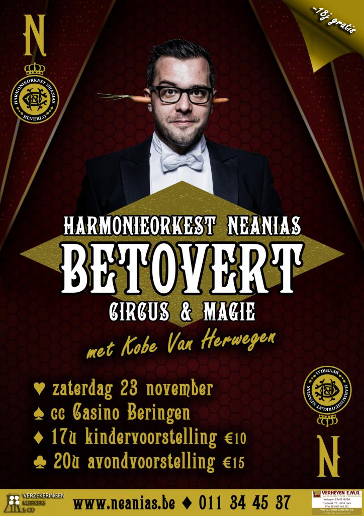 Casinoconcert - Kindervoorstelling @ Casino Beringen | Beringen | Vlaams Gewest | België