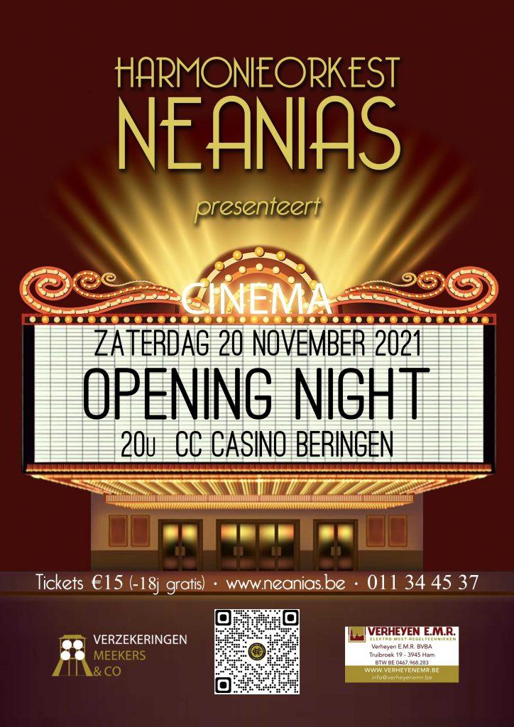 Casinoconcert @ Casino Beringen | Beringen | Vlaams Gewest | België